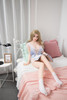AI Humanoid Emma Sex Doll 168cm With Artificial Intelligence Life Size Robot Lovedoll