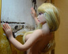 6YE Doll Poppy Premium Sex Doll 65cm  Hyper Life Size Realistic Mini Blonde Lovedoll