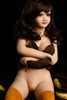 Climax Doll Fiora Sex Doll 100cm Small Breasts Lovely Mini Doll