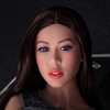 Jarliet Doll Queena Sex Doll 166cm C-Cup Medium Breasts Brunette Lovedoll