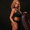 HR Doll Shane Sex Doll 160cm E-Cup Big Breasts & Big Butt Blonde Lovedoll