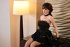 Gynoid Doll Elina 148cm Platinum Silicone Sex Doll Teen Humanoid Robot