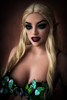 HR Doll Drusilla Vampire Sex Doll 165cm E-Cup Big Breasts Cosplay Lovedoll