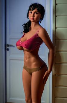 Wm Doll Monique Sex Doll 170cm H-Cup Big Breasts
