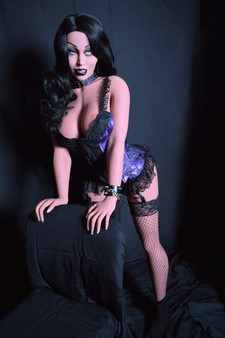 YourDoll Aleena Sex Doll 165cm  Hyper Realistic Vampire Lovedoll With Large Hips