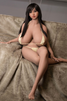Wm Doll Katy Sex Doll 158cm L-Cup Life Size Huge Breasts Asian MIlf Lovedoll