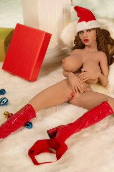 YourDoll Lucie Sex Doll 140cm N-Cup Hyper Realistic Lovely Realdoll With Big Breasts