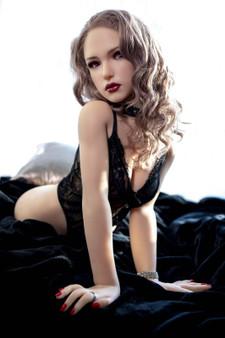 Sinodoll Torso Platinum Silicone 55cm Small Breasts B-Cup Sex Doll