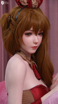 Gynoid Doll Ada 155cm Platinum Silicone Sex Doll Humanoid Robot