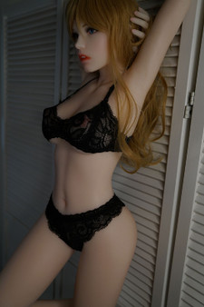 Piper Doll Jenna Mini Sex Doll 100cm D-Cup Platinum Silicone Limited Edition