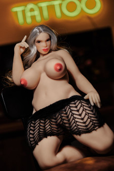 Climax Doll Daria BBW Sex Doll 72cm Huge Breasts Giant Mini Doll