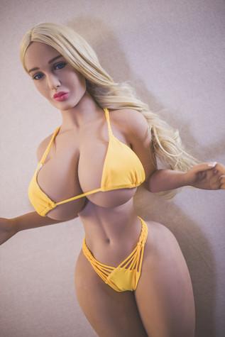 JY Doll Hedy Big Breasts Realistic Sex Doll 153cm