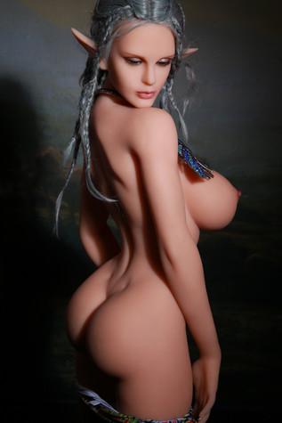 Victoria Sex Doll Olympia 165cm Realistic Elf Lovedoll