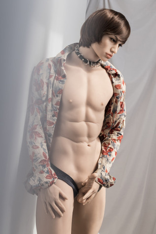 Wm Doll Will Male Sex Doll 175cm Hyper Realistic  With Big Penis