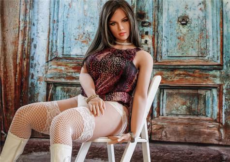 Photo Set of  AsDoll Erica Fat Sex Doll 164cm BBW Hyper Realistic Chubby Lovedoll With Large Hips |  DOLLOMI | Premium Sex Dolls