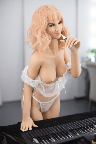 Photo Set of  Racyme Claire Sex Doll 158cm C-Cup  Hyper Realistic  Lovedoll With Small Breasts |  DOLLOMI | Premium Sex Dolls