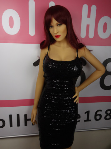 DollHouse168 Tania Sex Doll 161cm+ Large Breasts Hyper Realistic Mature Lovedoll