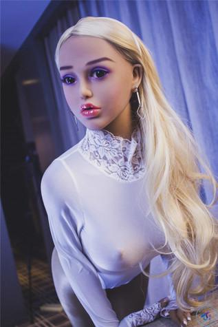 Ailijia Aurora Sex Doll 148cm  Hyper Realistic Medium Breasts Lovedoll