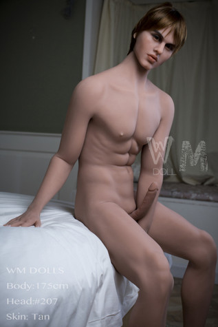 Photo Set of  Wm Doll Leon Male Sex Doll 175cm Hyper Realistic  With Big Penis |  DOLLOMI | Premium Sex Dolls