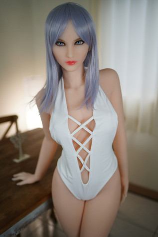 DollHouse168 EVO Halle New Series Sex Doll 155cm F-Cup Hyper Realistic Lovedoll