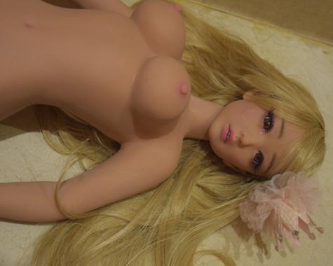 Photo Set of  6YE Doll Poppy Premium Sex Doll 65cm  Hyper Life Size Realistic Mini Blonde Lovedoll |  DOLLOMI | Premium Sex Dolls