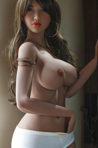 Photo Set of  6YE Doll Midge Premium Sex Doll 165cm F-Cup Medium Breasts Life Size  Lovely Brunette Lovedoll |  DOLLOMI | Premium Sex Dolls