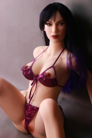 SM Doll Kara Sex Doll 163cm Small Breasts D-Cup Hyper Realistic Sexy Lovedoll