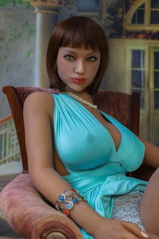 Photo Set of  Doll Forever Bibi Big Breasts I-Cup Sex Doll 165cm Life Size Lovedoll |  DOLLOMI | Premium Sex Dolls