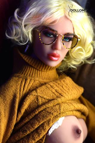 6YE Doll Ava Premium Sex Doll 164cm D-Cup  Hyper Realistic BBW Lovedoll With Medium Breasts
