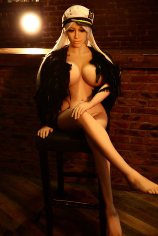 Photo Set of  Climax Doll Ada Sex Doll 158cm Blonde Milf Lovedoll |  DOLLOMI | Premium Sex Dolls