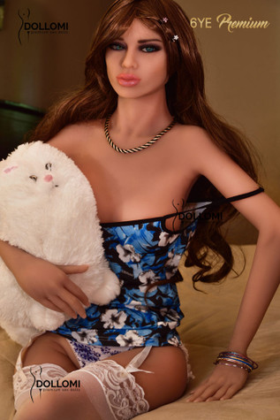 6YE Doll Doel Premium Sex Doll 158cm A-Cup Small Breasts Life Size Teen Lovedoll
