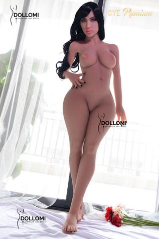 6YE Doll Polina Premium Sex Doll Amor 153cm Big Breasts D-Cup Hyper Realistic Lovedoll