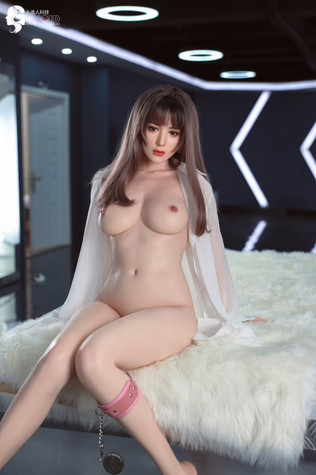 Gynoid Doll Lisa 170cm Platinum Silicone Sex Doll Luxury Humanoid Robot