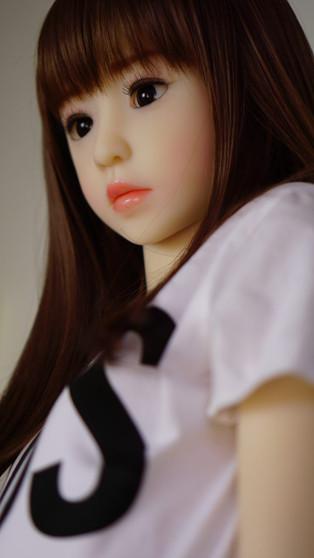 Photo Set of  DollHouse168 EVO Nadene Sex Doll 128cm Flat Breasts |  DOLLOMI | Premium Sex Dolls