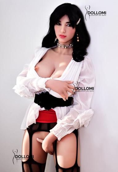 Photo Set of  6YE Doll Aliyah Premium Sex Doll 167cm K-Cup Huge Breasts Life Size Sexy Brunette Lovedoll |  DOLLOMI | Premium Sex Dolls