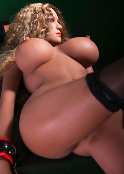 Photo Set of  Ailijia Zoya Sex Doll 158cm  Hyper Realistic Big Breasts Blonde Lovedoll With Sexy Black Lingerie    DOLLOMI   Premium Sex Dolls