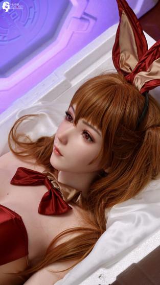 Gynoid Doll Ada 155cm Platinum Silicone Sex Doll Humanoid Robot