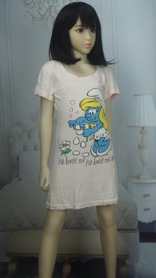 DollHouse168 EVO Sei Sex Doll 128cm Flat Breasts Realistic Lovedoll
