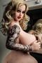 Climax Doll Cleo BBW Sex Doll 135cm Hyper Realistic Fat Lovedoll