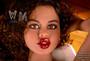 Wm Doll Anastasia Sex Doll 156cm H-Cup Big Breasts Realistic Lovedoll