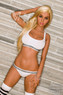 Photo Set of  Wm Doll Abela Sex Doll 162cm E-Cup Medium Breasts Realistic Blonde Lovedoll |  DOLLOMI | Premium Sex Dolls