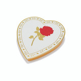 1# Red Rose Heart Box of Chocolates