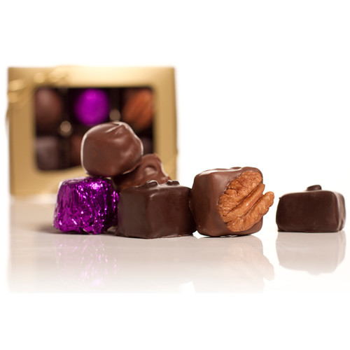 Assorted Chocolates 6pc.