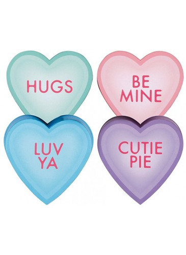 4 oz Heart Talk Box of Chocolates