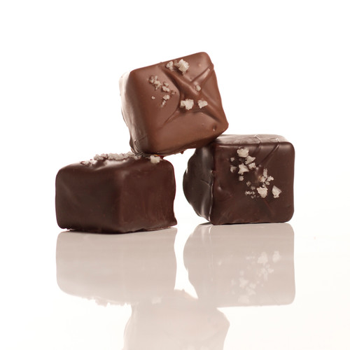 Grey Sea Salt Caramels 15pc.