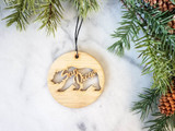 san diego bear ornament