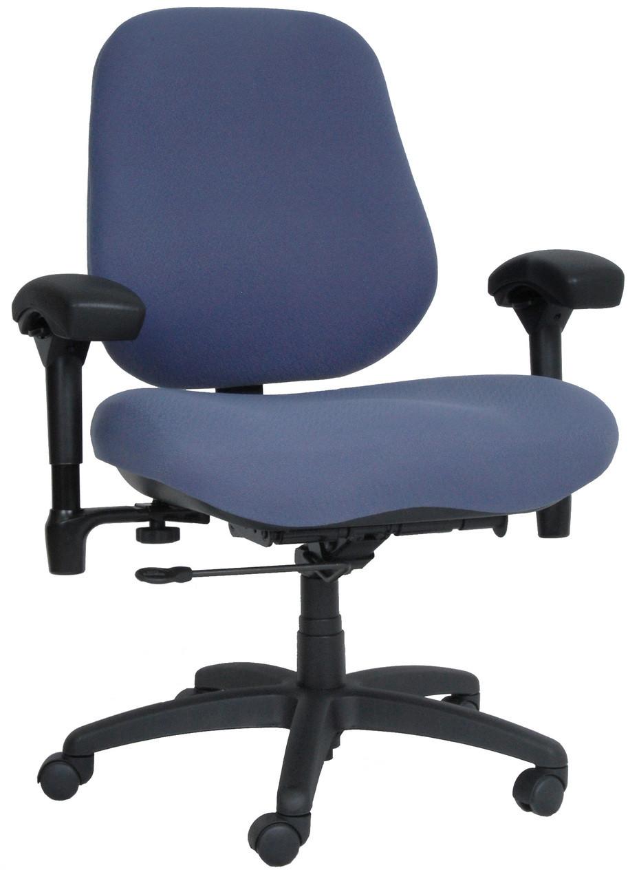 Bariatric Task Chair  Ergonomic Task Chair  OfficeChairsUSA
