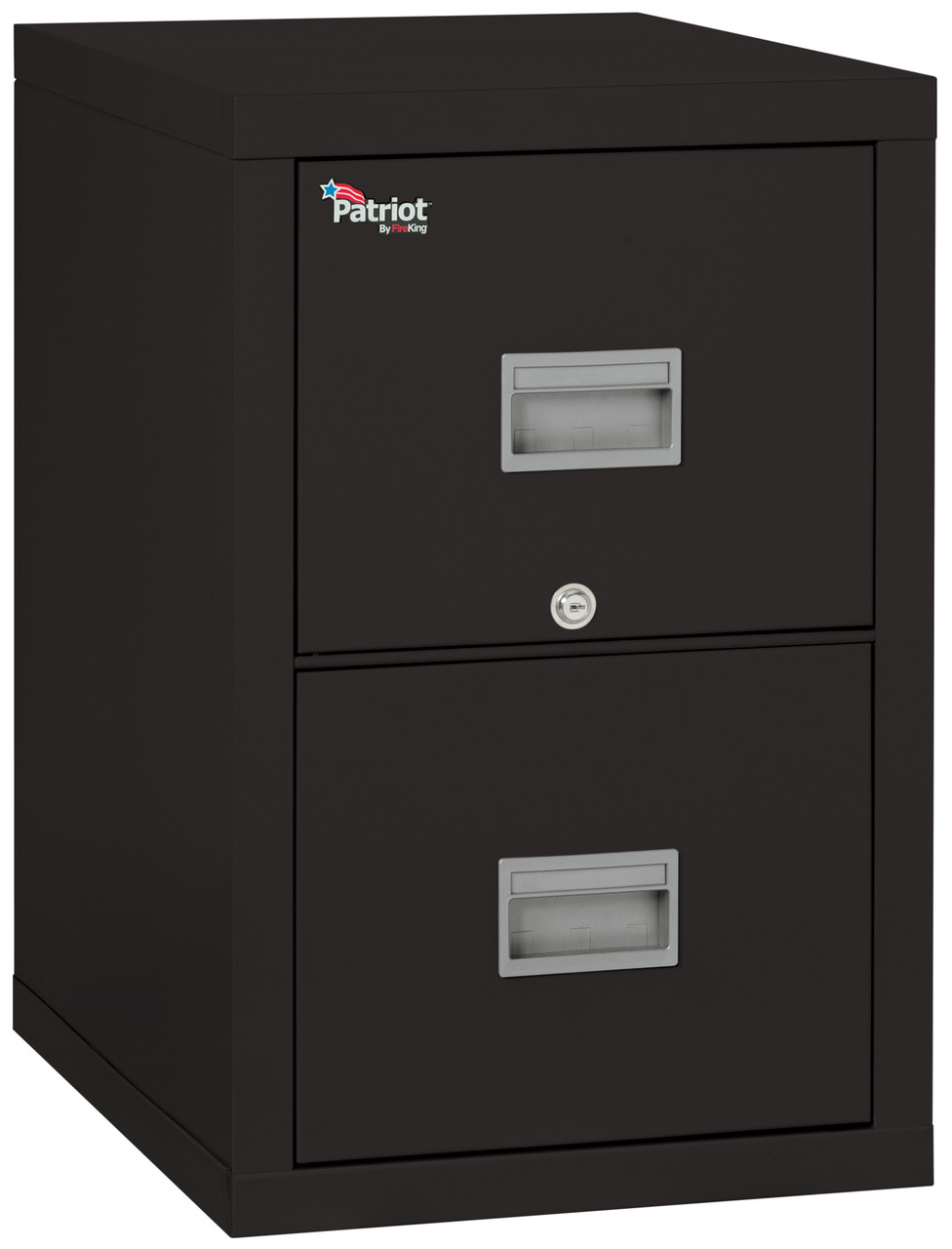 Fireking Patriot 2 Drawer Fireproof Vertical File Cabinet