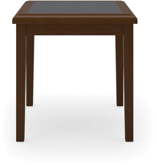 Belmont End Table w/ Inlay