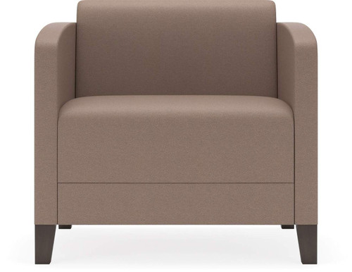 Lesro Fremont Soft Seating Guest Arm Chair